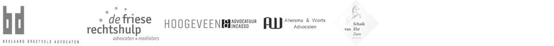Uitkering advocaten logo's